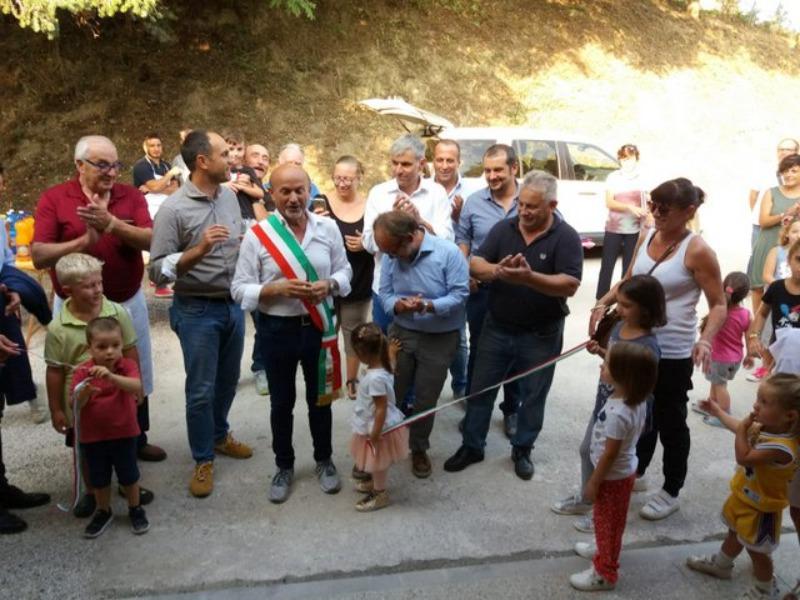 Inaugurazione Infanzia Montefabbri Fotogallery