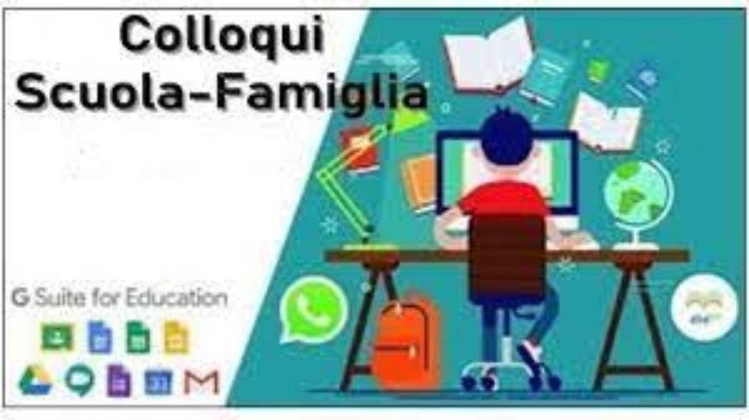 Attivazione colloqui scuola-famiglia Scuola Secondaria