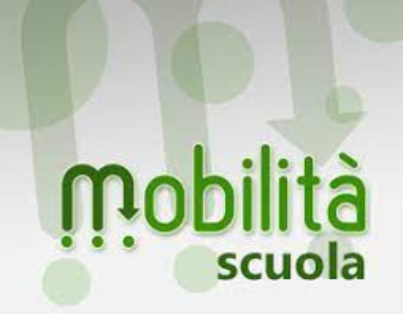 Mobilità personale docente, educativo ed ATA - a.s. 2021/22