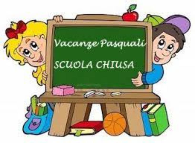 Festività Pasquali – a.s. 2020/2021