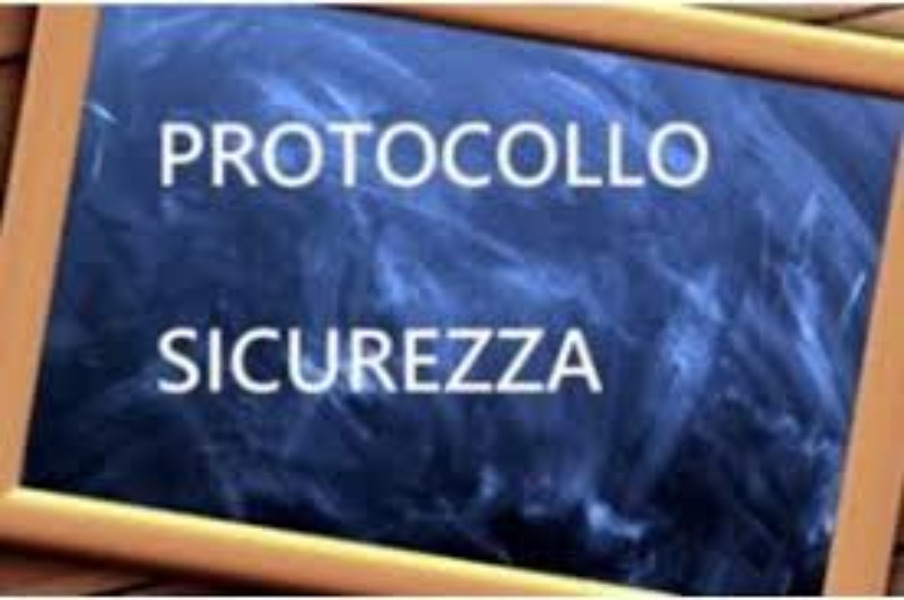 Protocollo sicurezza Esami di Stato ed Esami di idoneità